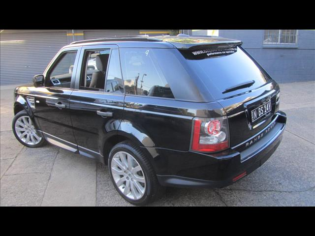 2011 LAND ROVER RANGE ROVER SPORT 3.0 TDV6 MY11 4D WAGON