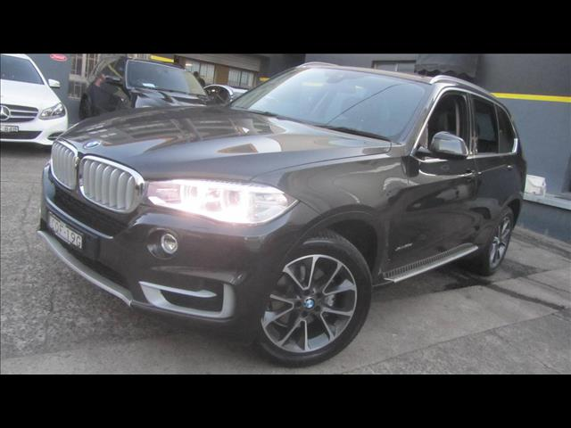 2013 BMW X5 XDRIVE 30D F15 4D WAGON