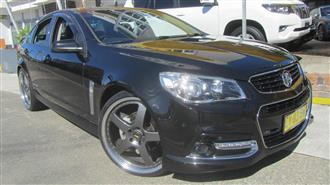 2015 HOLDEN COMMODORE SS STORM VF MY15 4D SEDAN