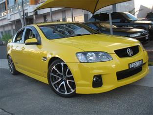 2011 HOLDEN COMMODORE SS VE II 4D SEDAN