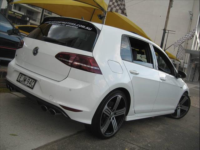 2015 VOLKSWAGEN GOLF R AU MY15 5D HATCHBACK