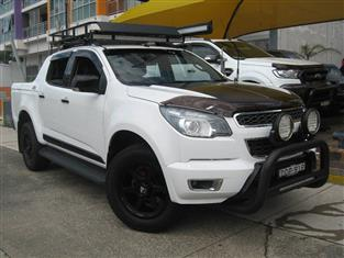 2015 HOLDEN COLORADO Z71 4X4 RG MY16 CREW CAB PUP