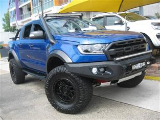 2019 FORD RANGER RAPTOR 2.0 4X4 PX MKIII MY19 DOUBLE CAB PUP