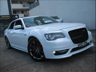 2016 CHRYSLER 300 SRT HYPERBLACK MY16 4D SEDAN