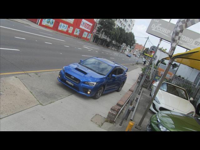 2016 SUBARU WRX STI PREMIUM AWD MY16 4D SEDAN