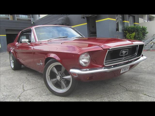 1968 FORD MUSTANG .  OTHER