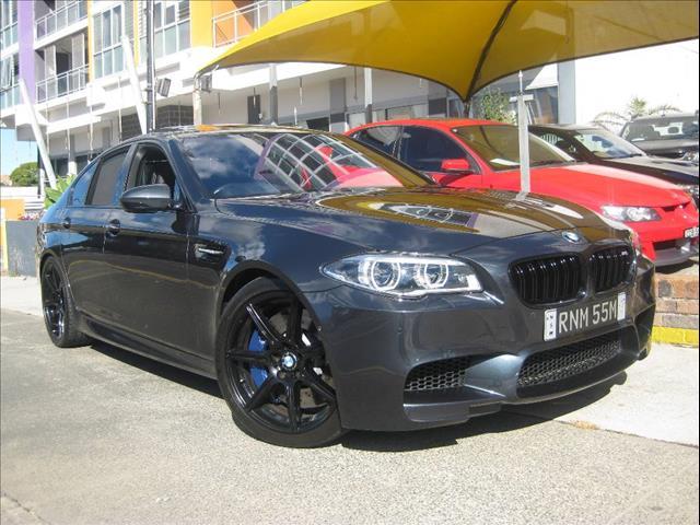 2013 BMW M5  F10 MY13 4D SEDAN