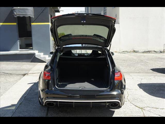 2014 AUDI RS 6 AVANT 4GL 4D WAGON