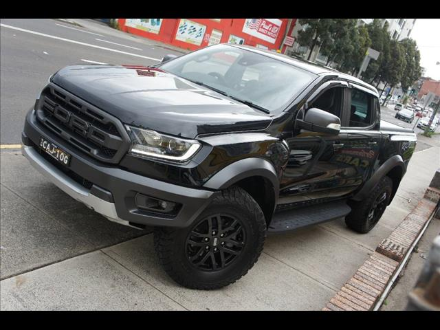2019 FORD RANGER RAPTOR 2.0 4X4 PX MKIII MY19.75 DOUBLE CAB PUP