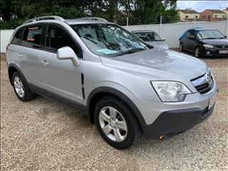 2010 HOLDEN CAPTIVA 5 (FWD) CG MY10 4D WAGON