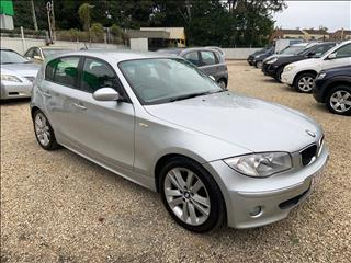 2005 BMW 1 20i E87 5D HATCHBACK