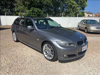 2010 BMW 3 20d TOURING LIFESTYLE E91 MY10 4D WAGON