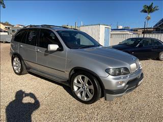 2004 BMW X5 4.8is E53 4D WAGON
