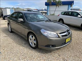 2007 HOLDEN EPICA CDXi EP MY08 4D SEDAN
