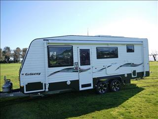 Silver Valley Family Getaway 21ft 6in