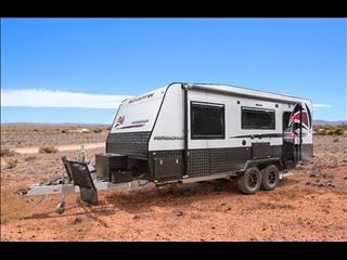 Red Centre 20'8 Kimberley Off-Road Caravan