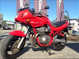1996 SUZUKI GSF600S (BANDIT) 600CC ROAD
