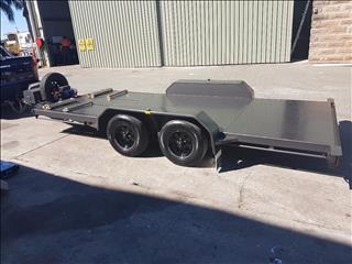 multi purpose car trailer