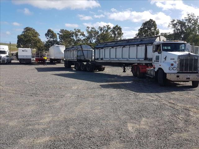 Smith & sons tipper trailer