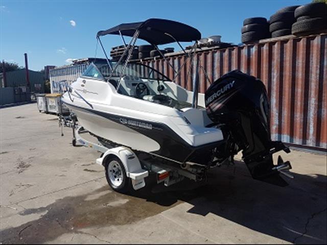 2013 huntsman la plata caddy cabin composite boat