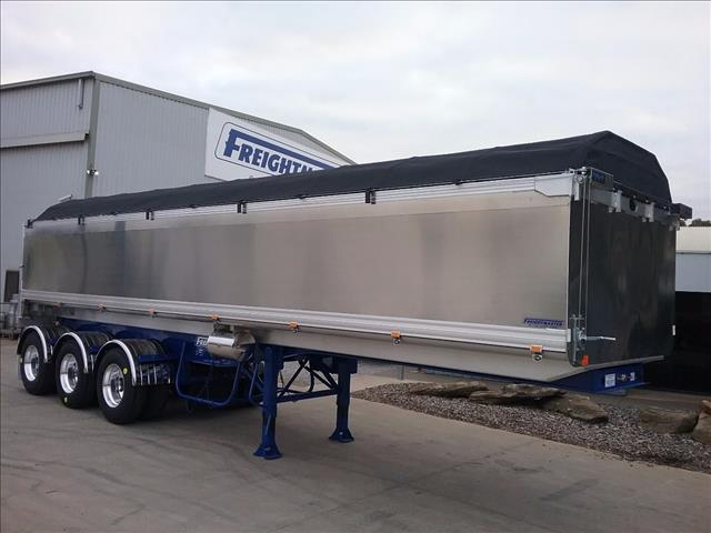 2017 freightmaster alloy tipper