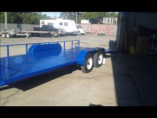 2017 mcneill equipment trailer
