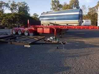 2014 Liberty Freightmore a trailer - 12 palet with extension