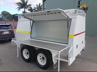 2017 mcneill tradesman mine spec model