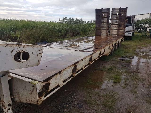 Trt drop deck trailer