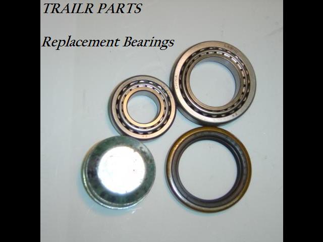 Trailer parts, trailer servicing.