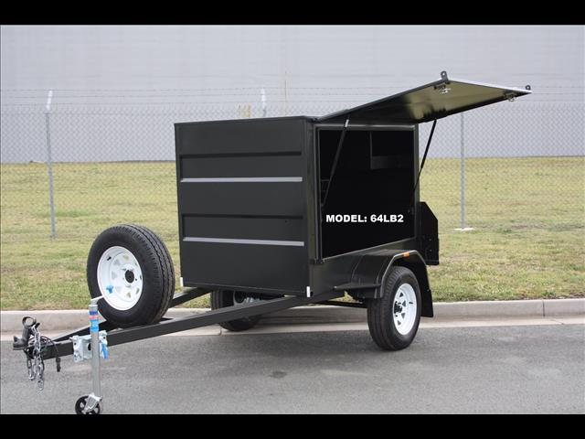Tradesman Trailer, for sale Brisbane 6x4