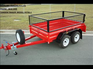 Tradesman Tandem Trailers, for sale Brisbane.
