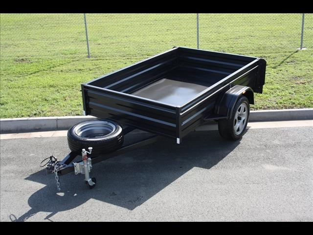 8 x 5 Box trailer,
