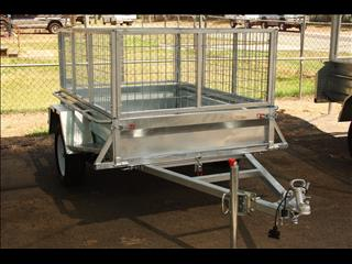 Galvanized  trailer for sale Brisbane