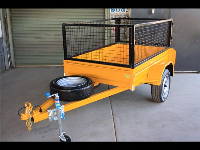 6x 4 trailer and Cage for sale  Brisbane