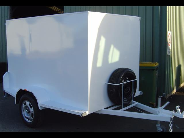 Custom built  enclosed trailers