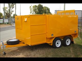 Mower Trailers for sale Brisbane
