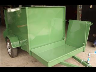 Mower Trailer, Brisbane
