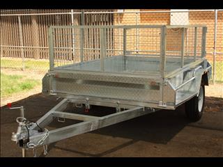 Galvanized Trailer for sale Ipswich