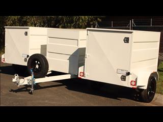 Enclosed bus trailer for sale Brisbane