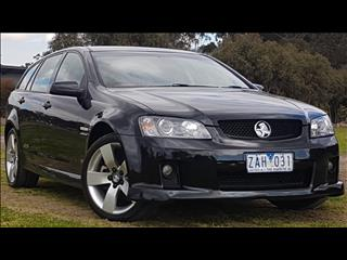 2008 HOLDEN COMMODORE SS VE MY09 4D SPORTWAGON