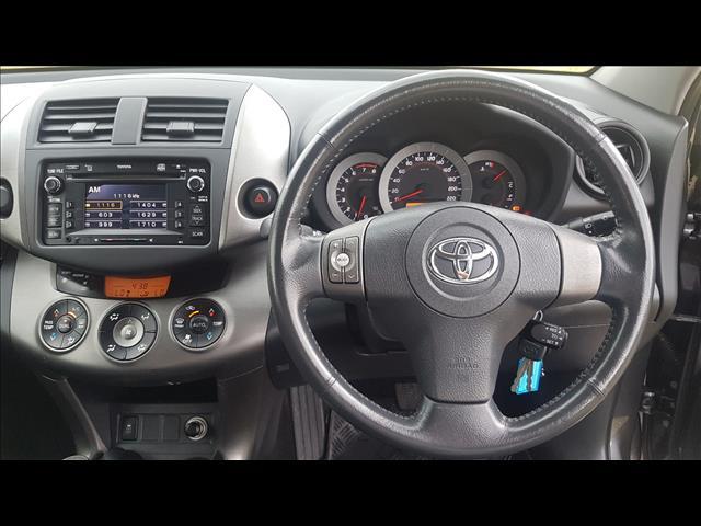 2011 TOYOTA RAV4 CRUISER (2WD) ACA38R 4D WAGON