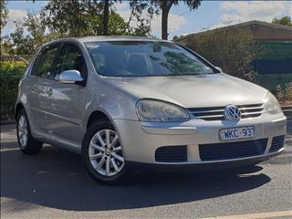 2008 VOLKSWAGEN GOLF 1.9 TDI EDITION 1K MY08 UPGRADE 2 5D HATCHBACK