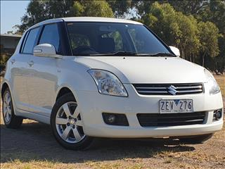 2009 SUZUKI SWIFT LE EZ MY07 UPGRADE 5D HATCHBACK