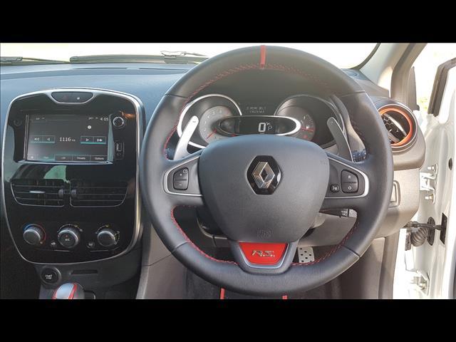 2016 RENAULT CLIO RS 200 CUP X98 5D HATCHBACK