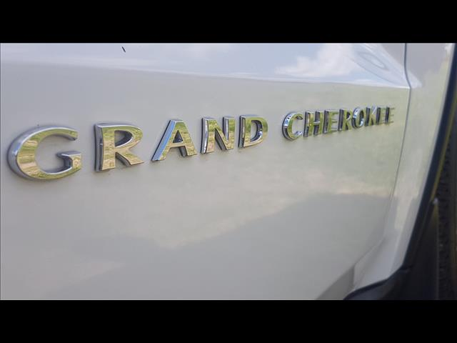 2012 JEEP GRAND CHEROKEE JET WK MY12 4D WAGON