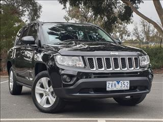 2013 JEEP COMPASS SPORT (4x2) MK MY12 4D WAGON