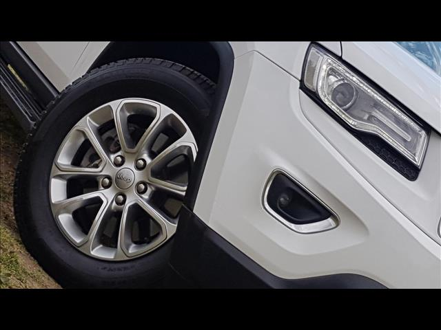 2013 JEEP GRAND CHEROKEE LAREDO (4x2) WK MY14 4D WAGON