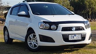 2013 HOLDEN BARINA CD TM MY13 5D HATCHBACK