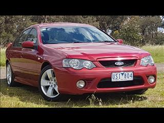 2007 FORD FALCON XR6 BF MKII 07 UPGRADE 4D SEDAN